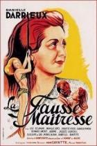 Falešná milenka (La fausse maîtresse)