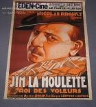 Jim la Houlette, král lupičů (Jim la houlette, roi des voleurs)
