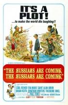 Rusové přicházejí! Rusové přicházejí! (The Russians Are Coming the Russians Are Coming)