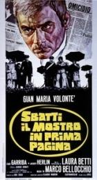 Aféra z titulní strany (Sbatti il mostro in prima pagina)