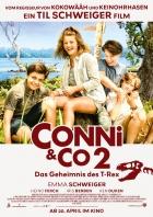 Conni a její kamarádi - Tyranosaurovo tajemství (Conni & Co 2 - Das Geheimnis des T-Rex)