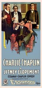 Chaplin se žení (A Jitney Elopement)