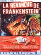 Frankensteinova pomsta (The Revenge of Frankenstein)