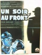 Jeden večer na frontě (Un soir, au front)