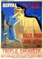 Trojí pátrání (Triple enquête)
