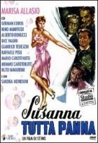Zuzana samá smetana (Susanna tutta panna)