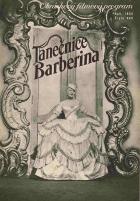 Tanečnice Barberina