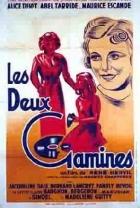 Dvě pařížská děvčátka (Les deux gamines)