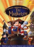 Tři mušketýři (Mickeys Three MuskeTeers)