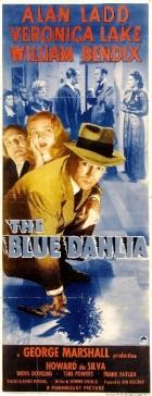 Modrá Dahlia (The Blue Dahlia)
