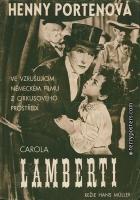 Carola Lamberti (Carola Lamberti - Eine vom Zirkus)
