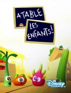 Ke stolu, děti! (A table les enfants!)
