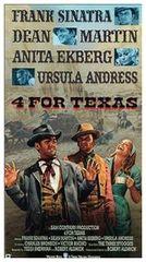 Čtyři z Texasu (4 for Texas)