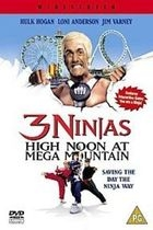 3 Nindžové v zábavním parku (3 Ninjas High Noon At Mega Mountain)
