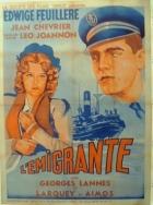 Emigrantka (L'émigrante)