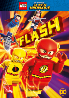 Lego DC Super hrdinové: Flash (Lego DC Super Heroes: The Flash)