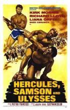 Herkules vyzývá Samsona (Ercole sfida Sansone)