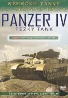 Německé tanky II. světové války – Panzer IV – Těžký tank (Panzerkampfwagen PZKPFW IV, Panzer IV)