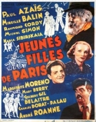 Pařížské dívky (Jeunes filles de Paris)