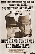 Butch a Sundance: Začátky (Butch and Sundance: The Early Days)