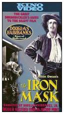 Železná maska (The Iron Mask)