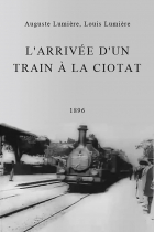 Příjezd vlaku (L'arrivée d'un train à La Ciotat)