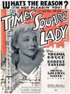 Times Square Lady