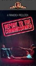 Vyšetřovací zpráva (Report to the Commissioner)