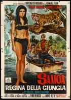 Samoa, regina della giungla