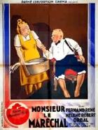 C. a k. polní maršálek [francouzská verze] (Monsieur le Maréchal)