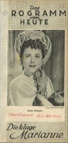 Moudrá Marianna (Die Kluge Marianne)