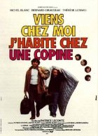 Přijď ke mně, bydlím u kamarádky (Viens chez moi, j'habite chez une copine)