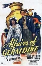 Affairs of Geraldine