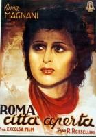 Řím, otevřené město (Roma, citta aperta)