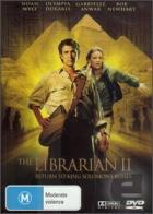 Flynn Carsen 2: Návrat do dolů krále Šalamouna (The Librarian: Return to King Solomon's Mines)