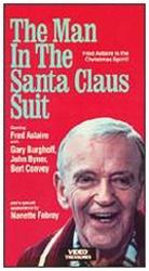 Muž v kostýmu Santa Clause