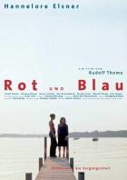 Červená a modrá (Rot und Blau)