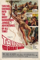 Tarzan a velká řeka (Tarzan and the Great River)