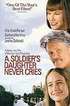 Vojákova dcera nepláče (A Soldier's Daughter Never Cries)