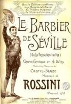 Lazebník sevillský (Le barbier de Séville)