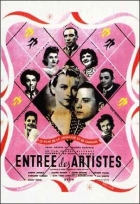 Brána k umění (Entrée des artistes)