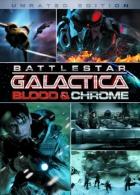 Vesmírná loď Galactica – Krev a chrom
