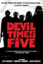 Pět malých ďáblíků