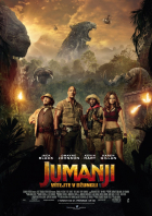 Jumanji: Vítejte v džungli! (Jumanji: Welcome to the Jungle)