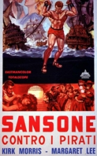 Samson proti pirátům (Sansone contro i pirati)