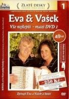 Eva & Vašek – Vše nejlepší – maxi DVD 1