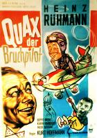 Pilot bez bázně a hany (Quax, der Bruchpilot)