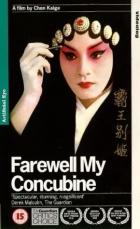 Sbohem, má konkubíno (Ba wang bie ji)