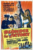Blondie for Victory
