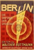 Berlín - symfonie velkoměsta